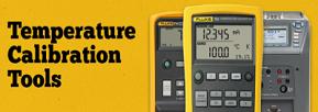 Fluke introduceert twee enkel functionele kalibrators voor het simuleren van procestemperatuursensoren