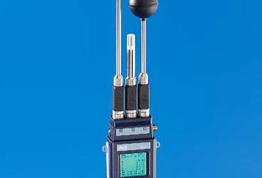 Nu in de verhuur Thermische comfortmeter van Delta Ohm