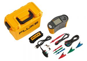 De Fluke 1664 FC installatie tester