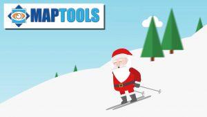 MapTools wenst u fijne feestdagen.