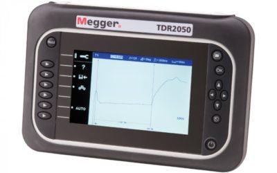 Nieuw in de verhuur Megger TDR2050