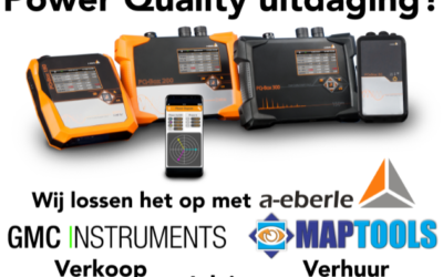 Maptools / HyTEPS verhuur en analyse service